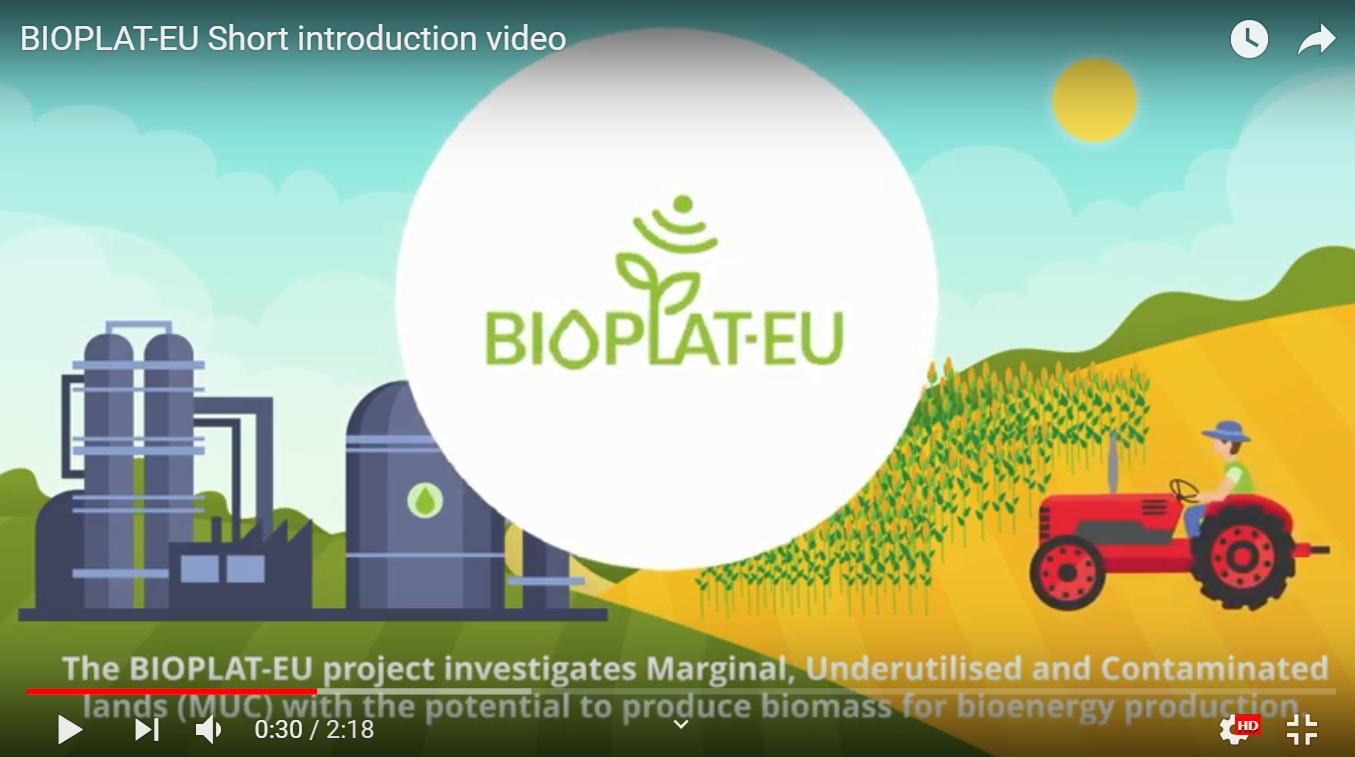 BIOPLAT-EU introduction video is ready!